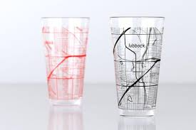 houston map glasses us southwest tagged pint glasses theuncommongreen