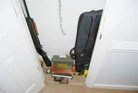How To Make A Gun Cabinet by Comfy Turn A Closet Into A Gun Safe Roselawnlutheran