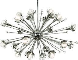 sputnik light fixtures s713 with robert abbey sputnik 24 light