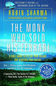 the monk who sold his review the monk who sold his robin sharma x books
