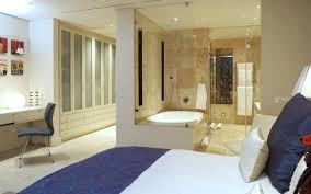 open floor plan bathroom master bedroom with open bathroom ianwalksamerica com