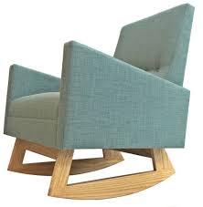 Modern Nursery Rocking Chair 20 Luxe Modern Twists On Nursery Staples Brit Co