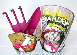gardening gift basket garden design garden design with sweet u simple motherus day