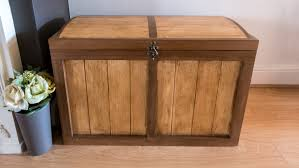 making a treasure chest blanket box ottoman part 1 of 2 rag