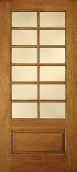 Panel Interior Door Custom Wood Glass Panel Interior Door Jeld Wen Windows Doors