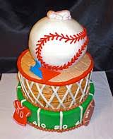 baby softball cake ideas 7264