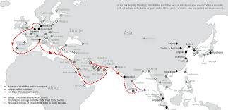 middle east map india rickmers line europe to me india