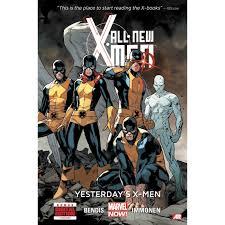 all new x men volume 1 yesterday u0027s x men by brian michael bendis