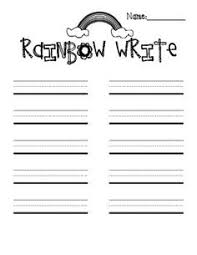 primary handwriting free printable paper better than the one we