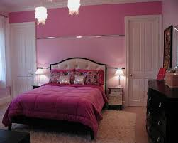 Black And White And Pink Bedroom Bedroom Pretty Good Paint Color Design For Teenage Bedroom With