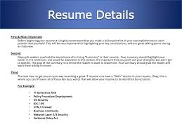 It Resumes Examples by Nexus It Group Resume Writing