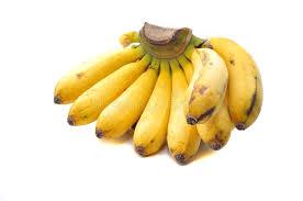banana comb banana the topical fruit stock image image of bannannas 39039843