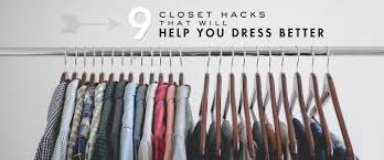 9 closet organization ideas to tame your wardrobe primer