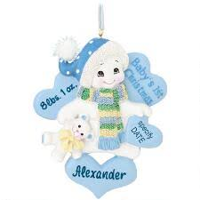 new baby new parent ornaments bronner s