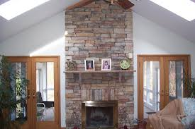 culture stone fireplace jpg
