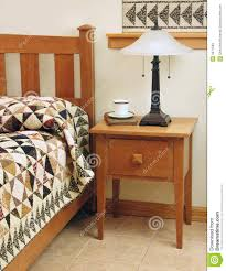 Mission Style Bedroom Furniture Bedroom With Shaker Style Furniture Stock Photos Image 4277583