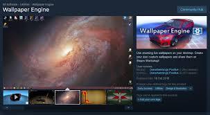 wallpaper engine download slow wallpaper engine steam early access guru3d forums