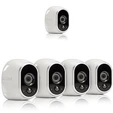 amazon black friday camera amazon com arlo smart home security camera system five camera