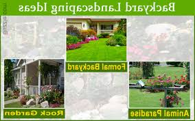 easy landscaping ideas low maintenance yard landscaping with