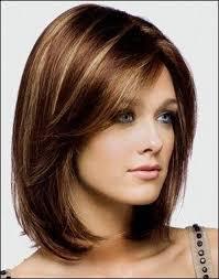 medium length hair cuts overweight most charming medium hairstyles for women haircuts short