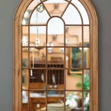 Ideas Design For Arched Window Mirror Interior Decor Metal Frame Arched Window Mirror For Fabulous