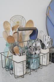 kitchen utensil storage ideas 10 smart ways to store your kitchen tools southern living