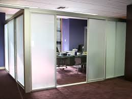 Sliding Room Dividers by Create An Office With An