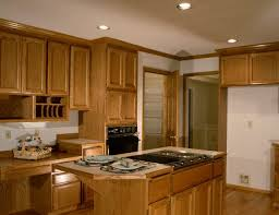 Refinish Oak Kitchen Cabinets by How To Refinish Wood Kitchen Cabinets Hunker