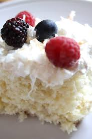 yummy coconut milk cake the red headed hostess