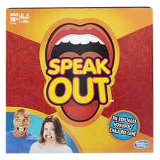 speak out mouthpiece challenge game toys