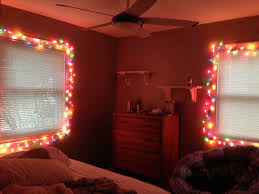 christmas lights in bedroom ideas bedroom awesome christmas lights in bedroom photos inspirations