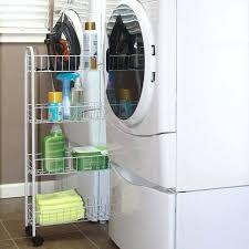 narrow bathroom storage cart kahtany plastic storage drawers on