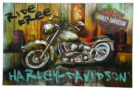 wall art decor ideas top harley davidson wall art posters harley