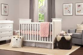 Solid Wood Mini Crib by Lila 3 In 1 Convertible Crib Davinci Baby