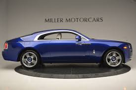 rolls royce wraith blue 2016 rolls royce wraith stock r86226 for sale near greenwich ct