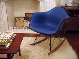 Herman Miller Padded Blue Vintage Chair Scavenged Chair Upgrade Door Sixteen