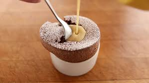 Adding Salt To Coffee Molten Chocolate Soufflé Recipe Chefsteps
