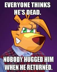 ty the tasmanian tiger meme 3 by decaiger18 on deviantart