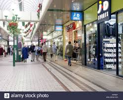 Christmas Decorations Shop Wigan by Jd Sports Shop Stock Photos U0026 Jd Sports Shop Stock Images Alamy