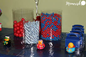 diy superman candy buffet u0026 treat bags from mom u0027s desk