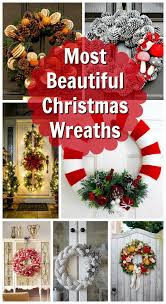 most beautiful wreaths all about