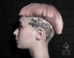 best 25 scalp tattoo ideas on pinterest head tattoos skin