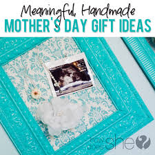 awesome mothers day gifts meaningful handmade s day gift ideas