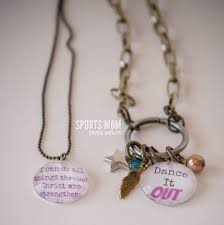 customizable necklace how to make personalized necklace charms for and
