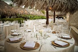 interior design amazing beach themed wedding reception