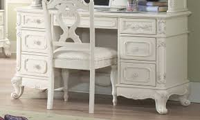 White Kids Desk With Hutch by 1386 Kids Bedroom Off White By Homelegance W Options
