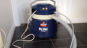 bissell big blue deep cleaner carpet cleaning demonstration youtube