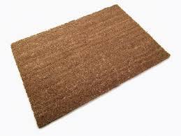 Outdoor Coir Doormats Flooring Natural Coir Matting Doormat Coconut Mat Plain Entrance