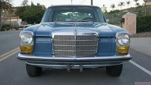 mercedes benz w114 video manual w115 classic 250 exterior review