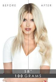 Make Clip In Hair Extensions by Clip In Hair Extensions I Beauty Works
